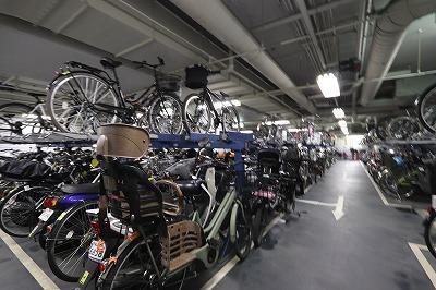横須賀中央駅第1自転車等駐車場