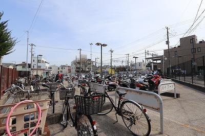 堀ノ内駅自転車等駐車場