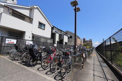 衣笠駅第1自転車等駐車場