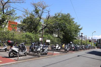 衣笠駅第2自転車等駐車場