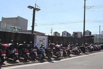 北久里浜駅第3自転車等駐車場