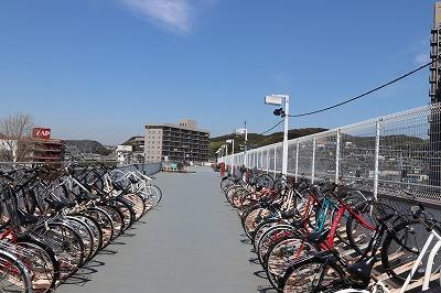 久里浜駅自転車等駐車場