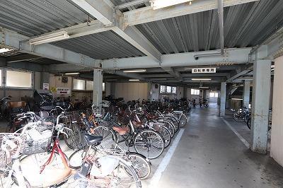 追浜駅第2自転車等駐車場