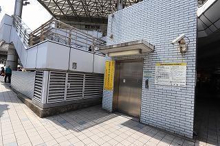横須賀中央駅自転車等駐車場