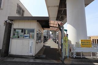 JR横須賀駅自転車等駐車場