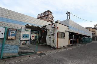 浦賀駅自転車等駐車場