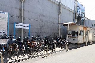 YRP野比駅自転車等駐車場